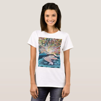 Watery Phoenix T-Shirt