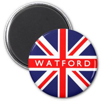 Watford UK Flag Magnet
