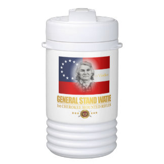 Watie (Southern Patriot) Cooler