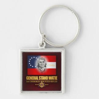 Watie (Southern Patriot) Keychain