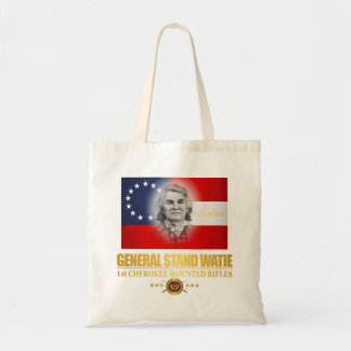 Watie (Southern Patriot) Tote Bag