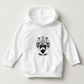 Watkins Family Crest Coat of Arms Hoodie