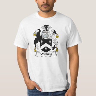 Watkins Family Crest T-Shirt
