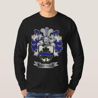 Watson Family Crest Coat of Arms T-Shirt