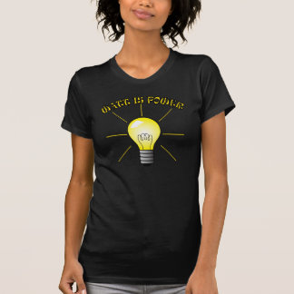 Watt is Power T-Shirt