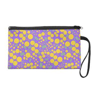 Wattle Wristlet Bag