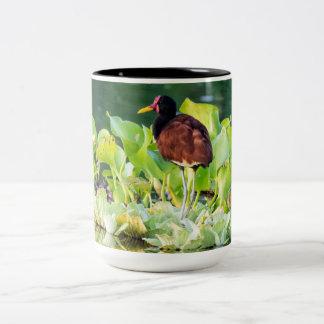 Wattled Jacana Large Mug