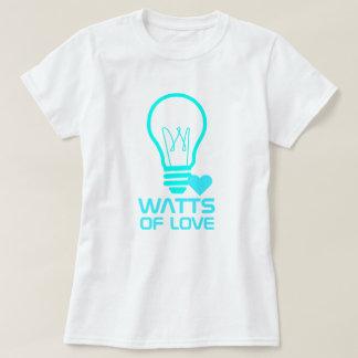 Watts Of Love T-Shirt