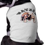 Watzón Bulldog © Dog Shirt