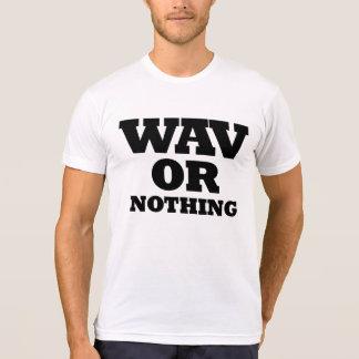 WAV or Nothing Light T-Shirt