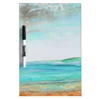 Wave 2, dry erase board