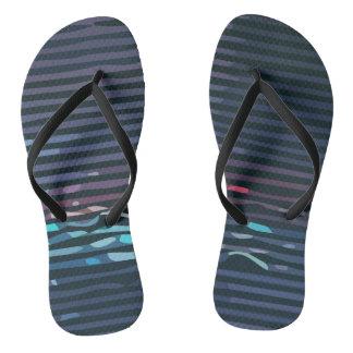 Wave ~ 7 flip flops