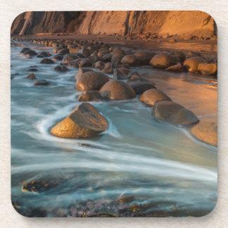 Wave along the beach, California Coaster
