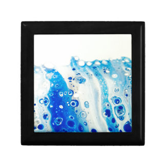 Wave And Bubbles Gift Box