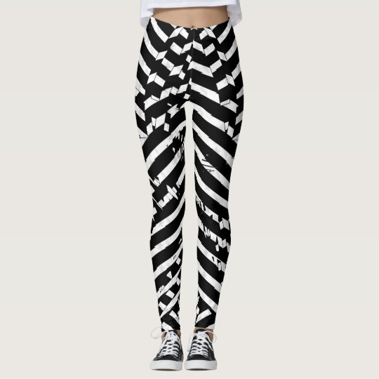 Wave [BLK/Icon] Leggings