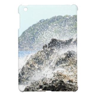 Wave break cover for the iPad mini