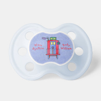 Wave Bye-Bye Caboose Soother