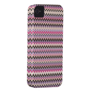 Wave Chevron Bold iPhone 4 Case-Mate Cases