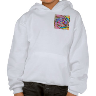 Wave Design  : Kids' Hanes ComfortBlend® Hoodie
