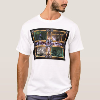 """""""Wave Function"""" Large Adult T-Shirt"""