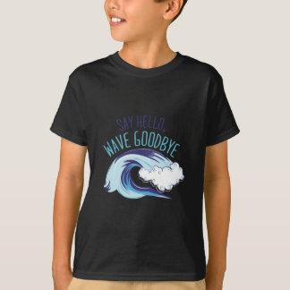 Wave Goodbye T-Shirt
