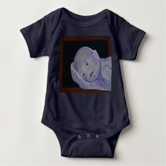 wave guarded baby bodysuit
