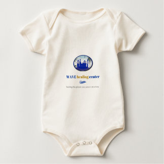 WAVE Healing center Baby Bodysuit