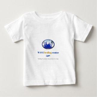WAVE Healing center Baby T-Shirt