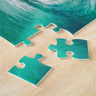 Wave Jigsaw Puzzle