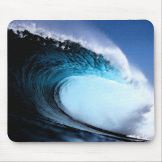 Wave mousepad
