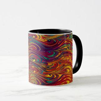Wave Of Colors 2 Mug