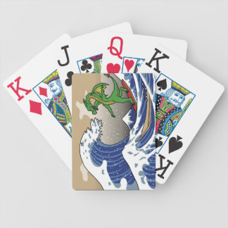 Wave Playing Cards