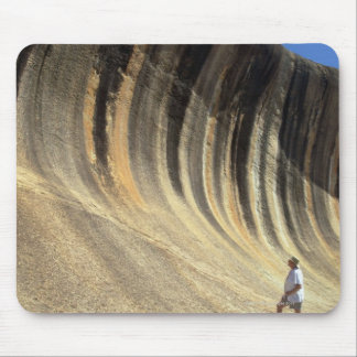Wave Rock, Western Australia Mouse Pad
