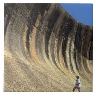 Wave Rock, Western Australia Tiles