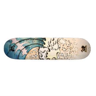 Wave Skateboard