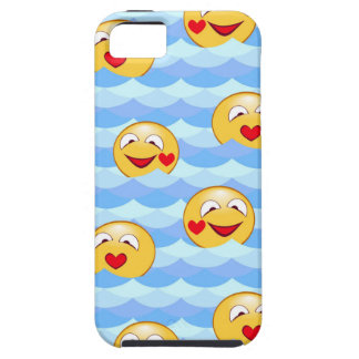 Wave smiley iPhone 5 covers