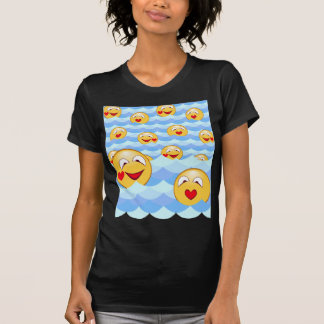 Wave smiley T-Shirt