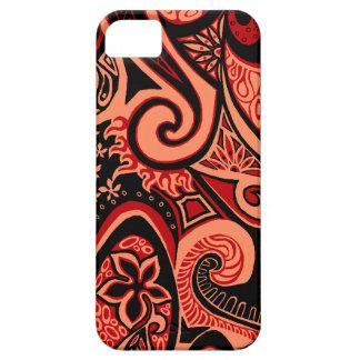 Wave Trip Floral Paisley Casemate iPhone 5 Case
