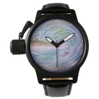 Wave,watch ,Beach,Beach wave, Beach watch, Wrist Watch