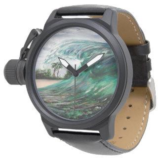 wave,waves,beach,beach waves,crashing waves,wave wristwatch
