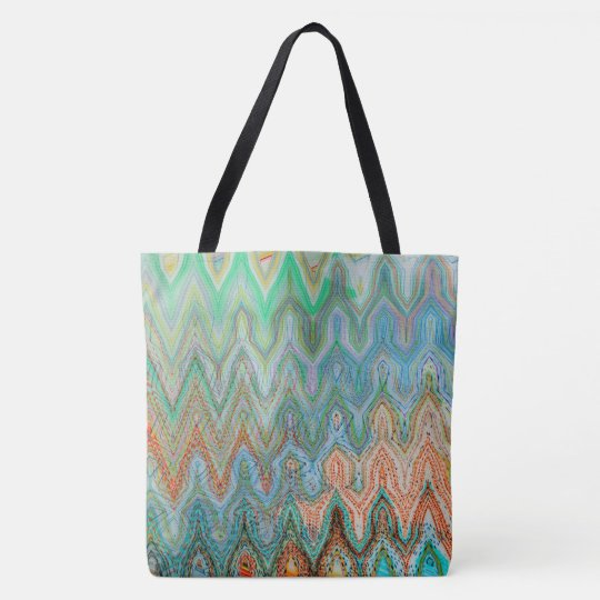 Waverly Peak Tote Bag by Artist C.L. Brown