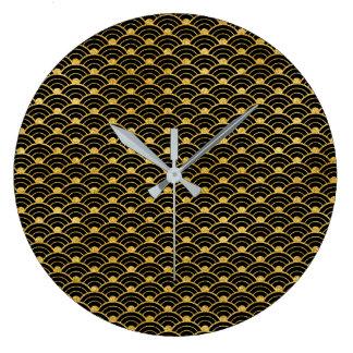 Waves3 Large Clock