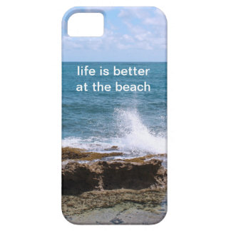 Waves at the Beach iPhone 5 Case