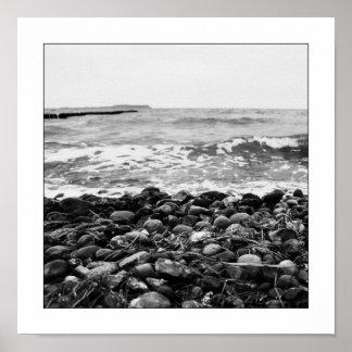 Waves Baltic Sea No7 - Waves Baltic Sea No7 Poster