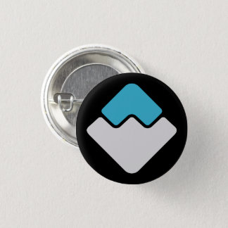 WAVES Icon Round Button