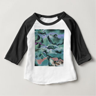 Waves In Harmony Baby T-Shirt