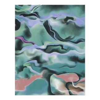 Waves In Harmony Letterhead