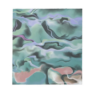 Waves In Harmony Notepad