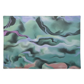 Waves In Harmony Placemat