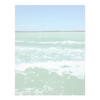 Waves in the Gulf of Mexico Letterhead